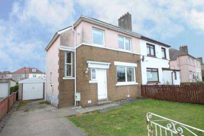 3 Bedrooms Semi Detached House for sale in Glasgow Road, Baillieston, Glasgow
