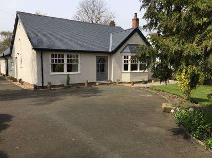 4 Bedrooms Bungalow for sale in Western Way, Ponteland, Newcastle Upon Tyne, Northumberland, NE20