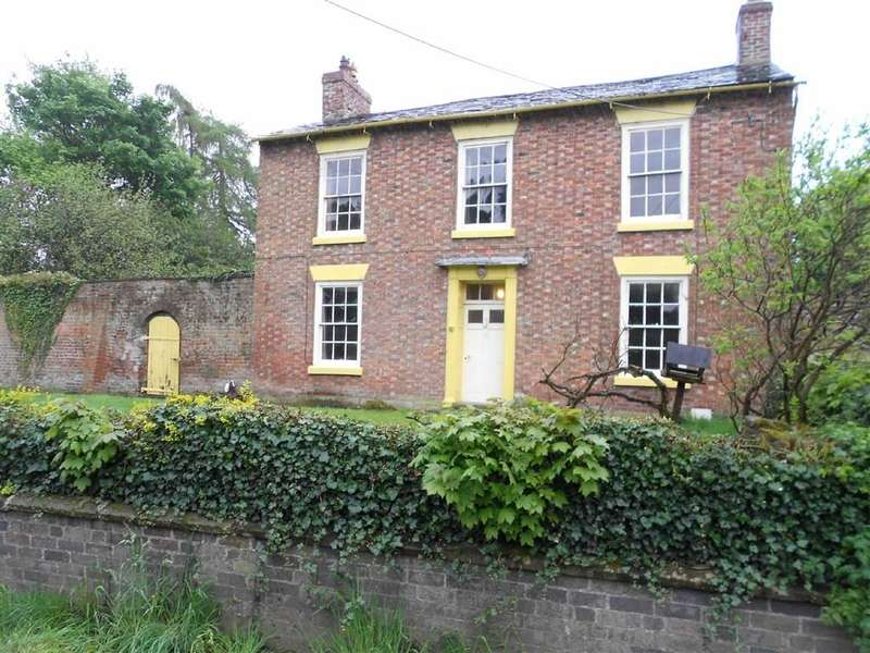 4 Bedrooms Property for sale in Bradley Lane, Maesfen, Whitchurch, Shropshire