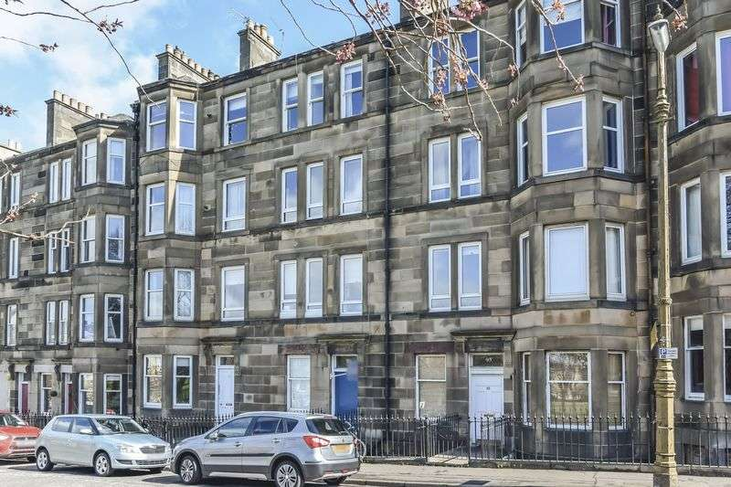 1 Bedroom Flat for sale in 91/2 Harrison Road, Shandon, Edinburgh, EH11 1LS