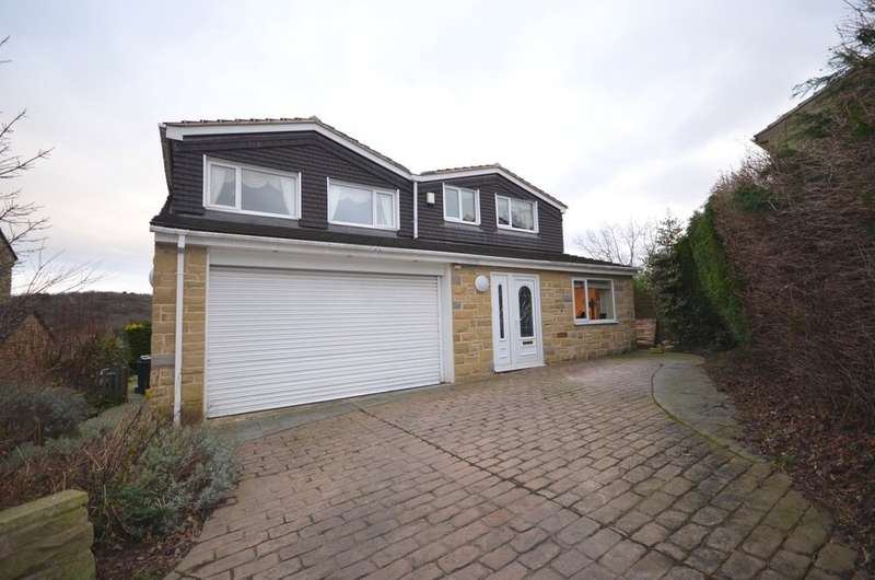 5 Bedrooms Detached House for sale in Haw Court, Silkstone, Barnsley, S75 4JF