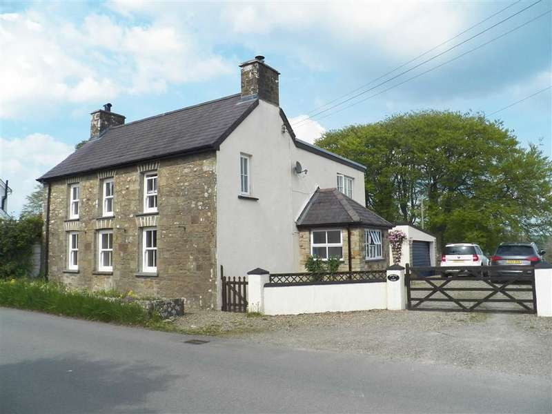 4 Bedrooms Property for sale in Betws Ifan, BETWS IFAN