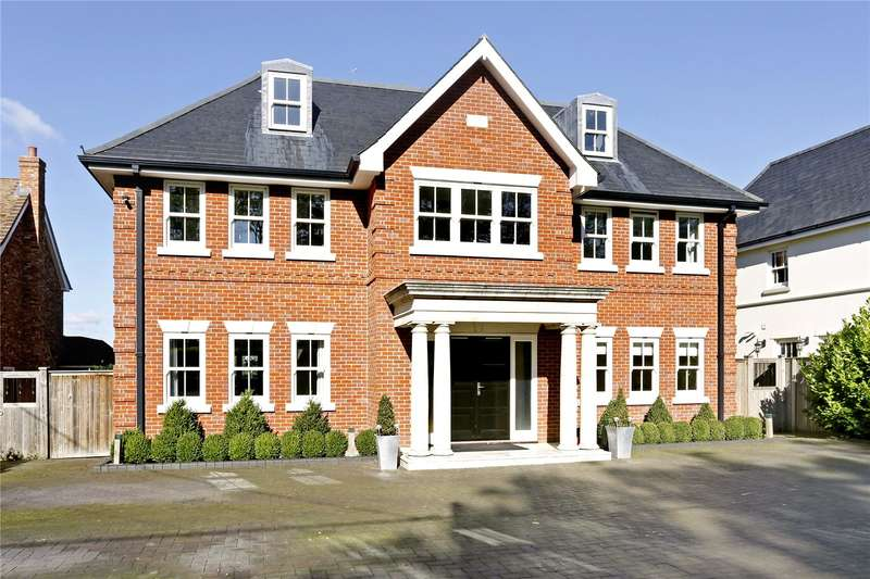 7 Bedrooms Detached House for sale in Lye Green Road, Chesham, Buckinghamshire, HP5