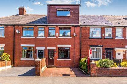3 Bedrooms Terraced House for sale in Lodge Lane, Dukinfield, Greater Manchester, United Kingdom