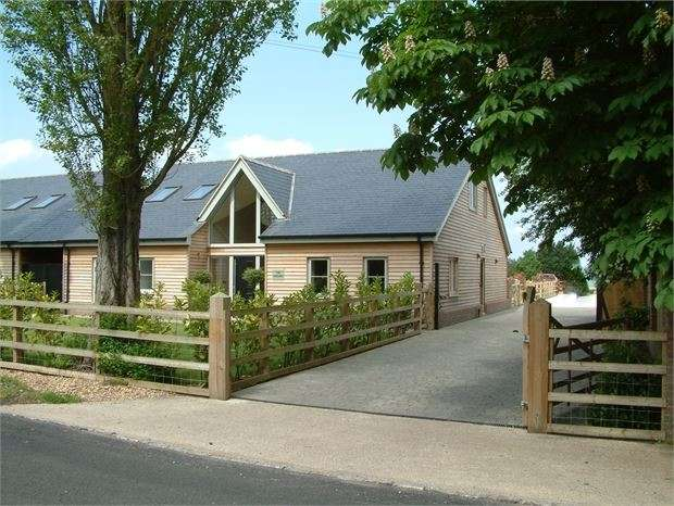 4 Bedrooms Barn Conversion Character Property for sale in Wotton Underwood, Buckinghamshire. HP18 0RX