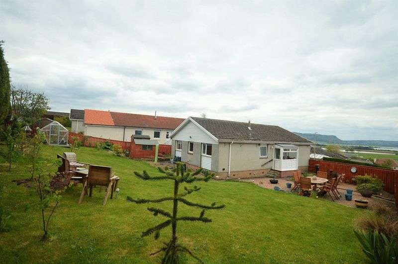 3 Bedrooms Detached Bungalow for sale in Whitecraigs, Kinnesswood