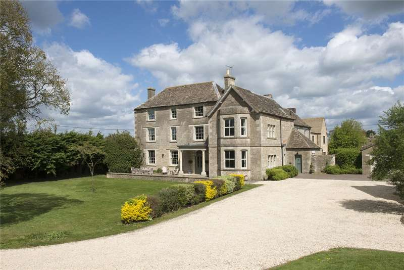 7 Bedrooms Detached House for sale in The Street, Hullavington, Nr Malmesbury, Wiltshire, SN14