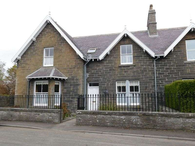 5 Bedrooms Semi Detached House for sale in 7 West Park, Wick, Caithness, KW1 5QE