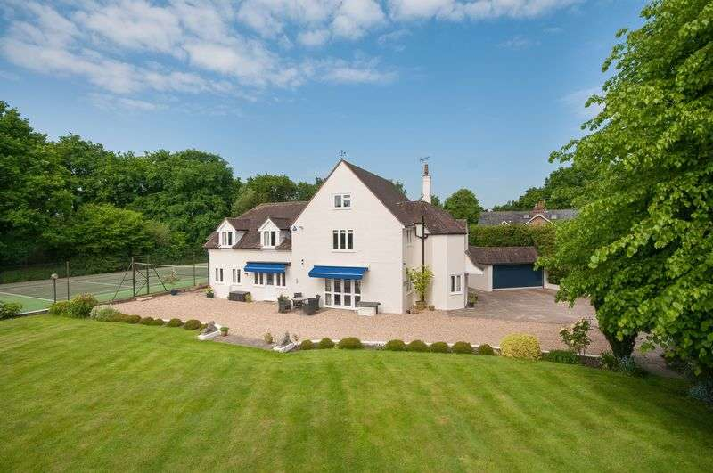 6 Bedrooms Detached House for sale in Ockham