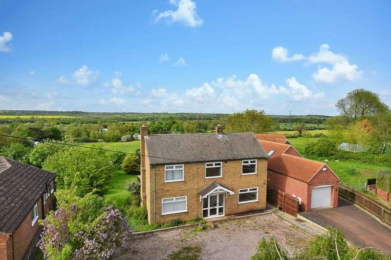 3 Bedrooms Detached House for sale in Great Lane, Frisby on the Wreake