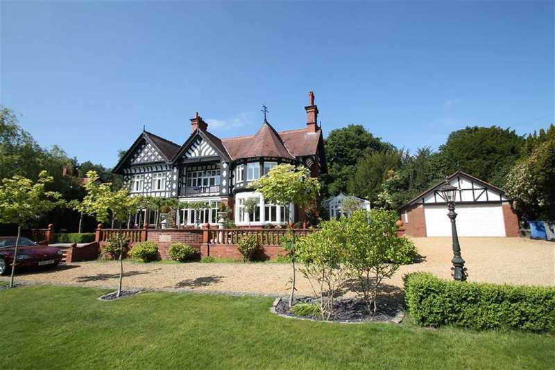 5 Bedrooms House for sale in 1 Dunham Woods, Charcoal Road, Bowdon, Altrincham