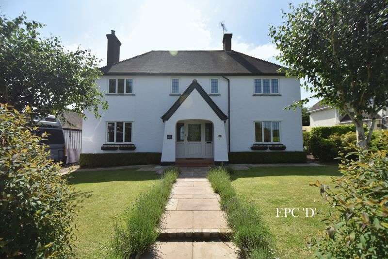 4 Bedrooms Detached House for sale in THORNBURY