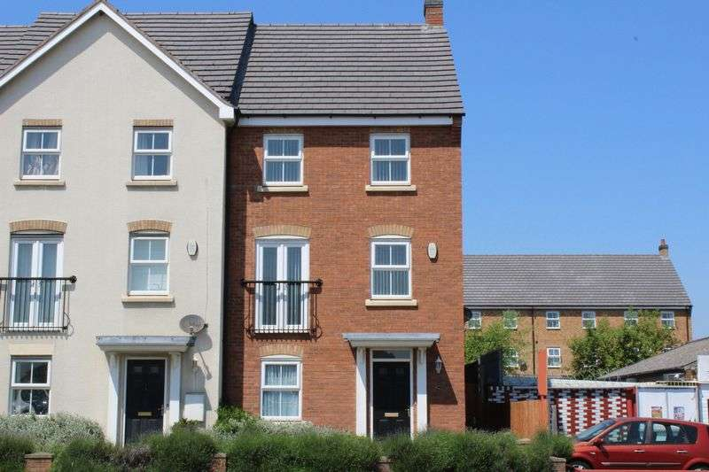 4 Bedrooms Terraced House for sale in Horseley Heath, Tipton