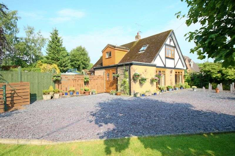 4 Bedrooms Detached House for sale in Meaford, Stone