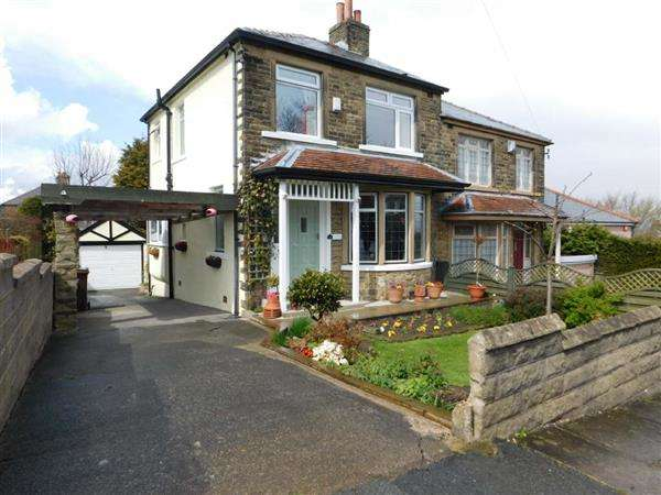 3 Bedrooms Semi Detached House for sale in Beechwood Road, Wibsey, Bradford