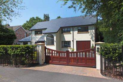 5 Bedrooms Detached House for sale in Yew Tree Way, Prestbury, Macclesfield, Cheshire