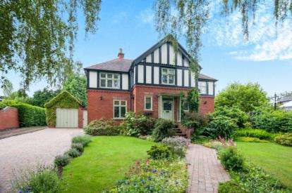 4 Bedrooms Detached House for sale in Witherley Road, Atherstone, Warwickshire