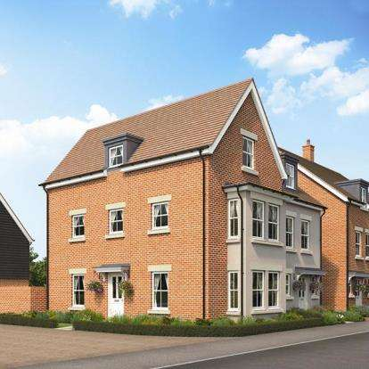 4 Bedrooms Semi Detached House for sale in Biggleswade, Bedfordshire