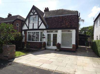 3 Bedrooms Detached House for sale in Kirkby Avenue, Sale, Greater Manchester