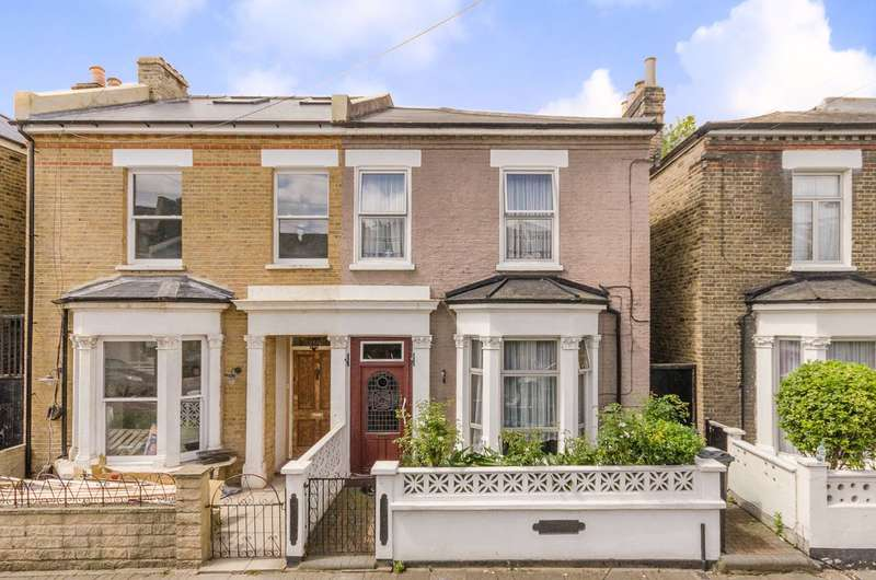4 Bedrooms House for sale in Dalberg Road, Brixton, SW2