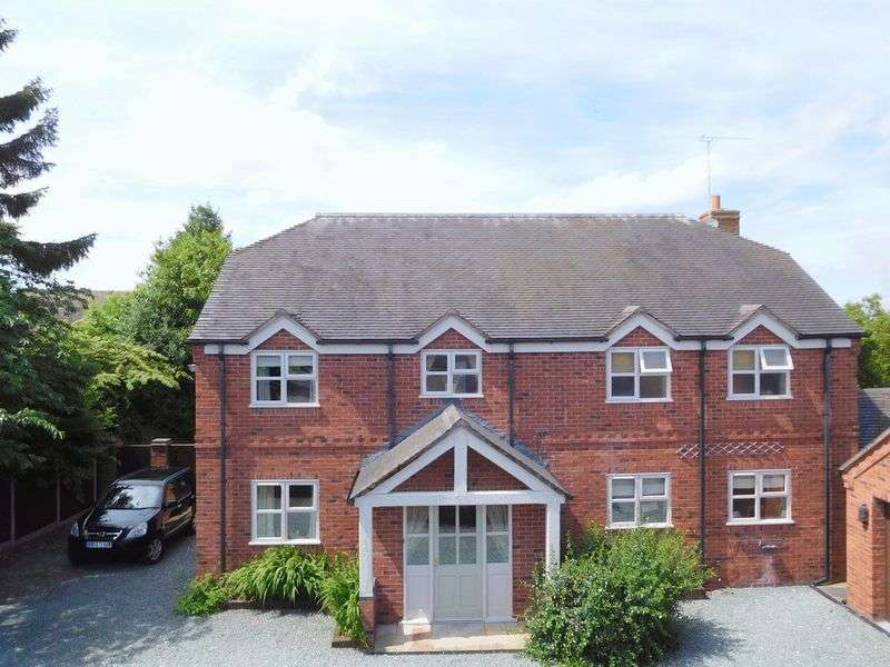5 Bedrooms Detached House for sale in Betley, Crewe, Staffordshire