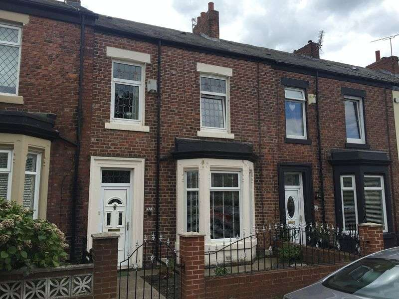 3 Bedrooms Terraced House for sale in Croft Terrace