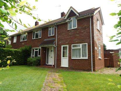 4 Bedrooms Semi Detached House for sale in Purwell Lane, Hitchin, Hertfordshire