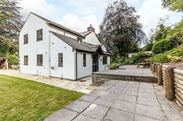 5 Bedrooms Detached House for sale in Mill Hill, Tavistock, Devon