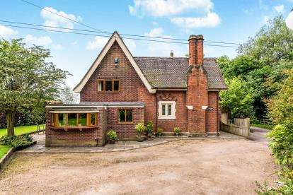 4 Bedrooms Detached House for sale in Brancote, Stafford, Staffordshire