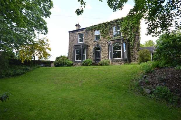 5 Bedrooms Detached House for sale in Leeds Road, LIVERSEDGE, West Yorkshire