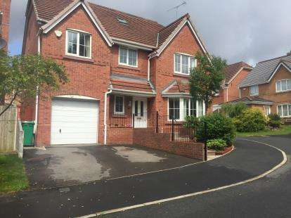 5 Bedrooms Detached House for sale in Tannery Way, Manchester, Greater Manchester