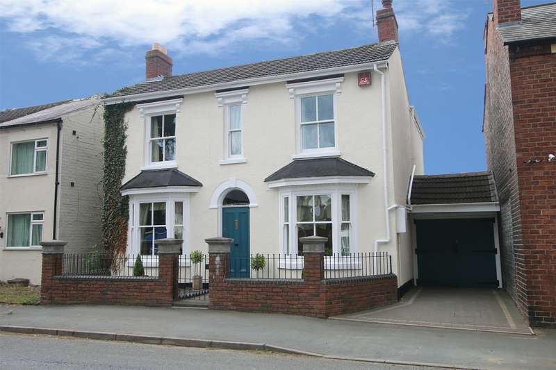 4 Bedrooms Detached House for sale in South Road, Norton