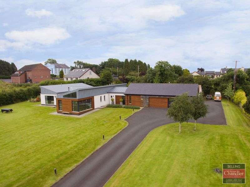 4 Bedrooms Detached House for sale in 10b Back Road, Cargacreevy, BT27 6TR