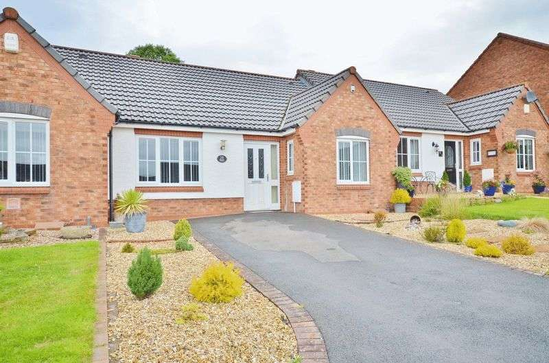 2 Bedrooms Bungalow for sale in Mansion Gardens, Egremont