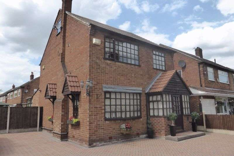 4 Bedrooms Detached House for sale in Holliney Road, Manchester
