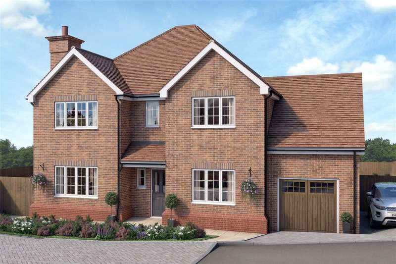 5 Bedrooms Detached House for sale in Boxford Close, Selsdon, Surrey, CR2