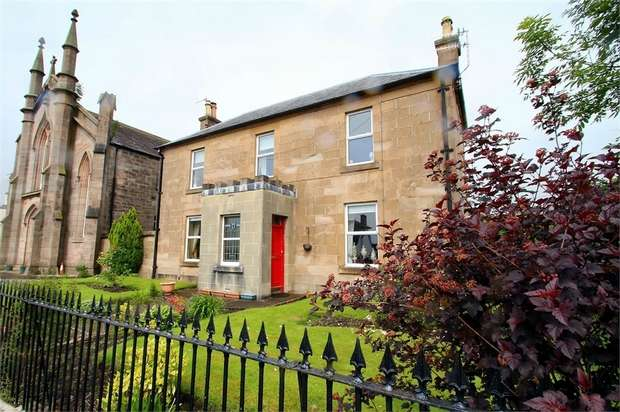 6 Bedrooms Detached House for sale in High Street, Sanquhar, Dumfries and Galloway