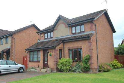 3 Bedrooms Detached House for sale in Caltrop Place, Stirling
