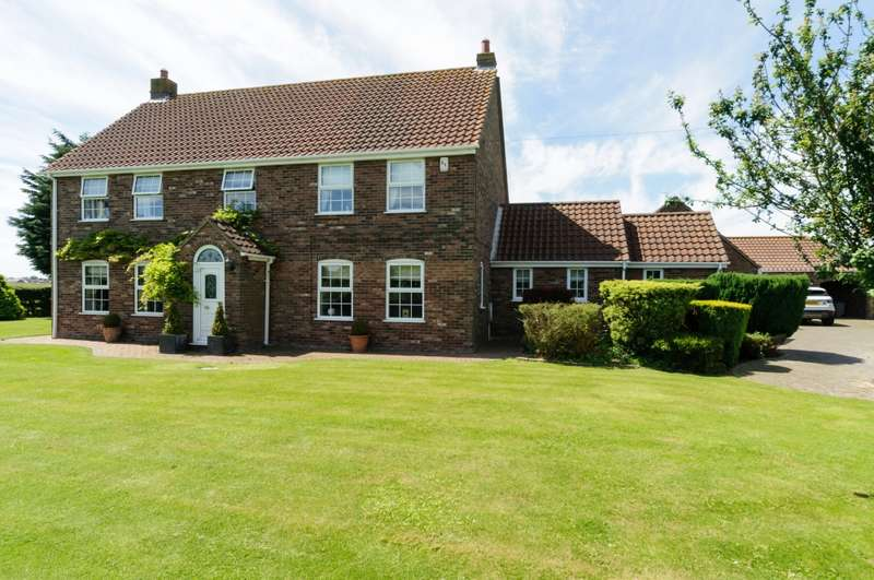 5 Bedrooms Detached House for sale in Church End, Skegness, Lincolnshire, PE25