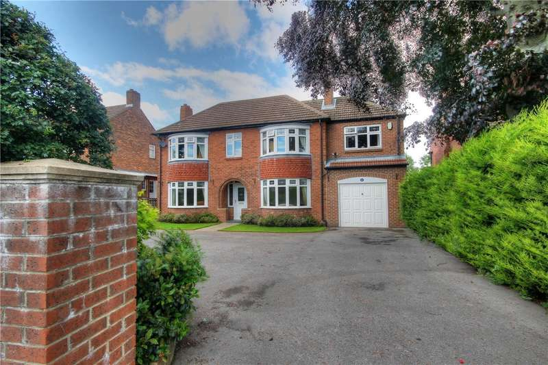 5 Bedrooms Detached House for sale in Waldridge Road, Chester le Street, County Durham, DH2