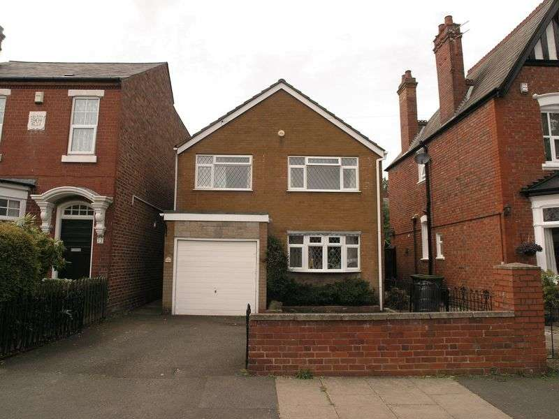 3 Bedrooms Detached House for sale in Castle Road, Tipton