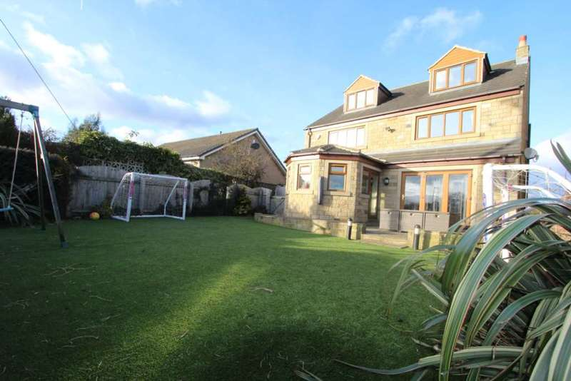 6 Bedrooms Detached House for sale in Paddock Way, Halifax Road, Liversedge