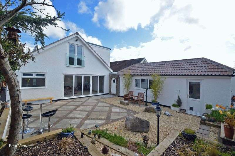 4 Bedrooms Detached House for sale in Clevedon Road, Clevedon