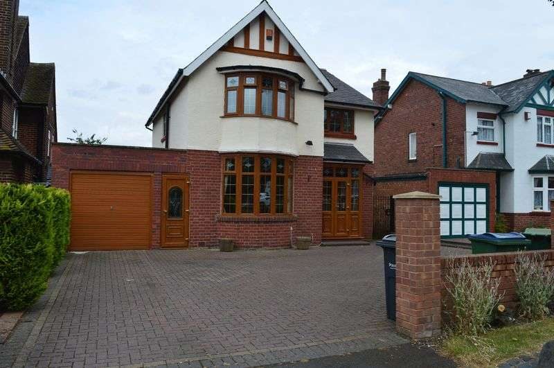 4 Bedrooms Detached House for sale in Dagger Lane, West Bromwich