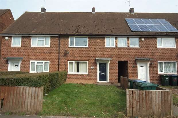 4 Bedrooms Terraced House for sale in Gerard Avenue, Coventry