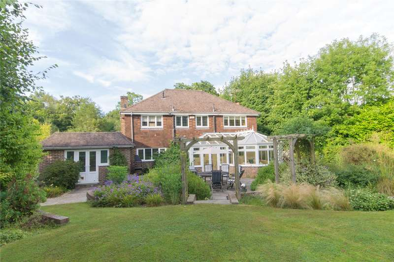 4 Bedrooms Detached House for sale in Lower Station Road, Newick