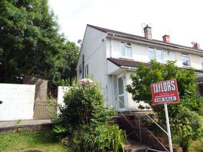 3 Bedrooms End Of Terrace House for sale in Hencliffe Road, Bristol, Somerset