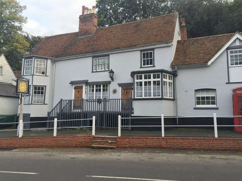 6 Bedrooms Detached House for sale in Lexden Road, Colchester
