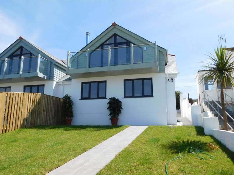 4 Bedrooms Semi Detached House for sale in Welway, Perranporth