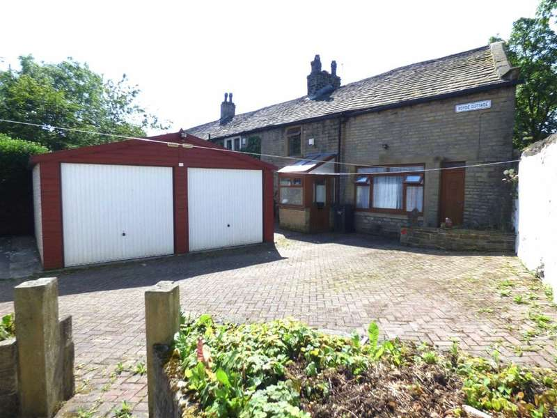 3 Bedrooms Property for sale in Gibbet Street, Halifax, West Yorkshire, HX1